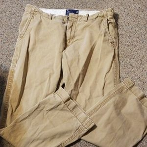American eagle khaki jeans. Used